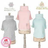 Glamourism(グラマーイズム) リリー(Lilly)【小型犬 犬服 ウエア トップス カットソー セレブ】