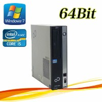 中古パソコン 富士通 ESPRIMO D581 Core i5 2400 3.1GHz メモリ4GB Windows7 Pro64Bit /R-d-326/中古