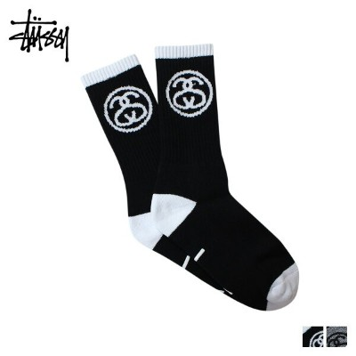 STUSSY ステューシー ソックス 靴下 レッグウェア SS-LINK SOCKS 138462 【CLEARANCE】