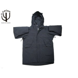 【期間限定30%OFF!】CORONA(コロナ)/#CJ008 G-1 PARKA COAT SUPPLEX NYLON RIPSTOP /black