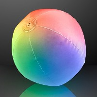 Light Up ビーチ Ball with カラー Changing LED ライト (Set of 12) 「汎用品」(海外取寄せ品)