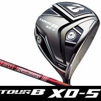 BRIDGESTONE GOLF TOUR B XD-5 ドライバー Speeder661 EVOLUTION III カーボンシャフト