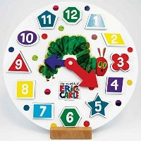 はらぺこあおむし時計 The Very Hungry Caterpillar, Clock