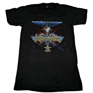 ☆☆☆WINGER ウィンガーHEART OF THE YOUNG FITTED JERSEY TEE オフィシャル バンドTシャツ【2枚までメール便対応可】【あす楽対応】