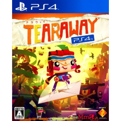 【中古】Tearaway PlayStation4