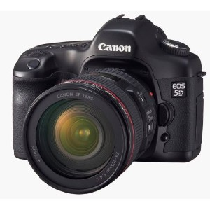 【中古】【1年保証】【美品】 Canon EOS 5D 初代 EF 24-105mm F4L IS USM 付属