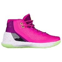 Under Armour アンダーアーマー Curry III (GS) 1274061 ステフィン カリー 3 シューズ バッシュ キッズ 取り寄せ商品