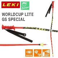 LEKI【レキ】WORLDCUP LITE GS SPECIAL ポール ストック
