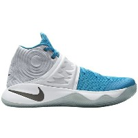 "Nike Kyrie 2 ""Christmas""メンズ White/Obsidian/Blue Lagoon/Omega Blue ナイキ カイリー2 Kyrie Irving カイリー・アービング"