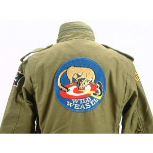 "BUZZ RICKSON'S (バズリクソンズ)COAT,MAN'S, FIELDTYPE M-65""WILD WEASEL3""送料無料 【smtb-TK】"