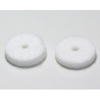ALLPARTS FELT ENDPIN CUSIONS WH (2)