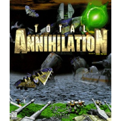 Total Annihilation Gold (Mac) (輸入版)