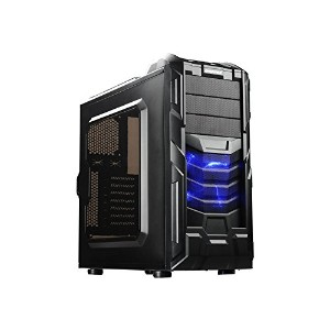 ゲーミング PC Core i5 6500 3.20 Ghz/メモリー DDR4 8GB/HDD 2TB/マザー:H110M/Nvidia GeForce GTX 1050/DVDマルチ/ケース...