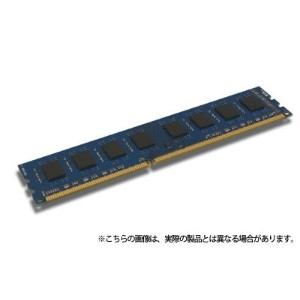 アドテック DDR3 1333/PC3-10600 Unbuffered DIMM 2GB×3枚組 ADS10600D-2G3