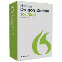 Dragon Dictate for Mac4.0, US English #S601A-G00-4.0