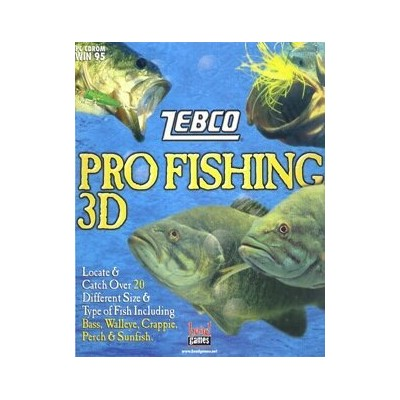 Pro Fishing 3D Tournament Edition (輸入版)