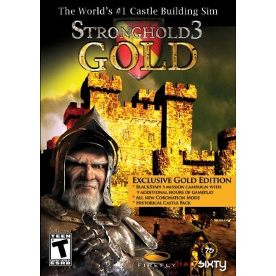 Stronghold 3 Gold Edition (輸入版)