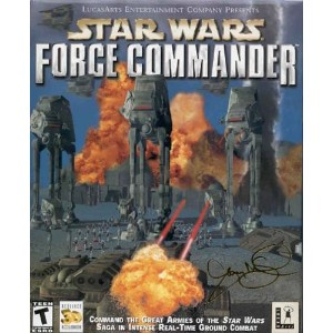 Star Wars: Force Commander (輸入版)