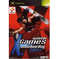 ESPN winter X Games Snowboarding 2002 (Xbox)