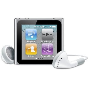 Apple iPod nano 8GB シルバー MC525J/A