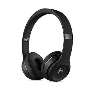 Beats by Dr.Dre ワイヤレスヘッドホン Beats Solo3 Bluetooth対応 密閉型 オンイヤー リモコン有り ブラック MP582PA/A BT SOLO3 WL...