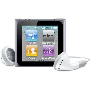 Apple iPod nano 8GB グラファイトMC688J/A