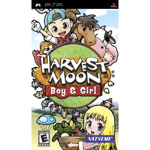 Harvest Moon: Boy & Girl (輸入版)