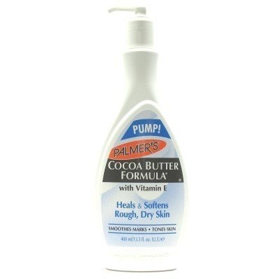 Palmers Cocoa Butter 399 ml With Vitamin E Pump (3-Pack) (並行輸入品)