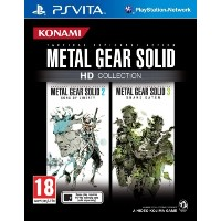 Metal Gear Solid HD Collection (PlayStation Vita)