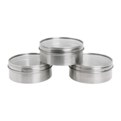 Ikea 801.029.19 Container, Stainless Steel, by Ikea