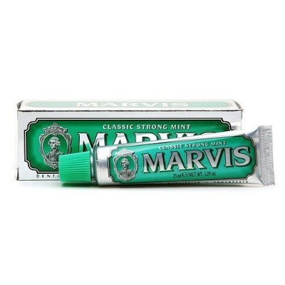Marvis Toothpaste, Classic Strong Mint 1.29 oz (25 ml) by Marvis [並行輸入品]