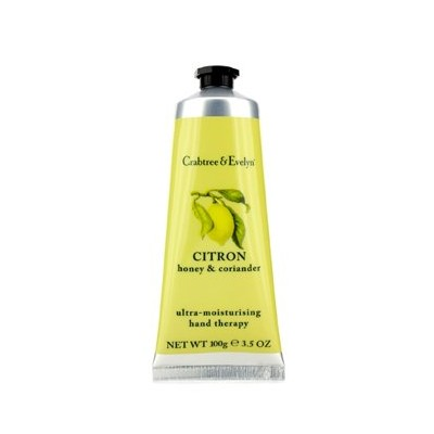[Crabtree & Evelyn] Citron Honey & Coriander Ultra-Moisturising Hand Therapy 100g/3.5oz