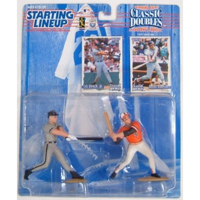 MLB ケナー・フィギュア 1997 CLASSIC DOUBLECal Ripken Jr. & Brooks Robinson