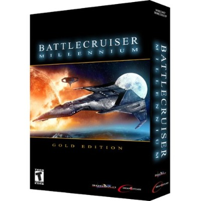 Battlecruiser Millennium Gold (輸入版)