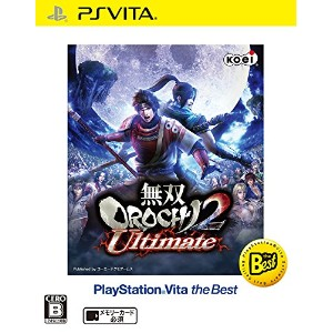 無双OROCHI 2 Ultimate PlayStationVita the Best - PS Vita