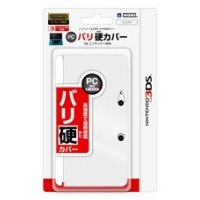 PCバリ硬カバー for ニンテンドー3DS クリア [video game] [video game] [video game] [video game]
