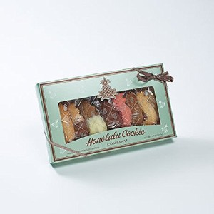 【Honolulu Cookie Company】 Pineapple Window Gift Box (8pc)