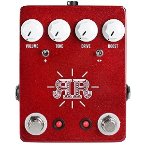 JHS Pedals Ruby Red [並行輸入品]