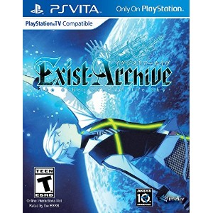 Exist Archive : The other side of the sky (輸入版:北米) - PS Vita