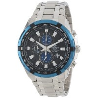 カシオ Casio EF-539D-1A2V Edifice Stainless Steel Chronograph Tachymeter Sport Watch 男性 メンズ 腕時計 【並行輸入品】