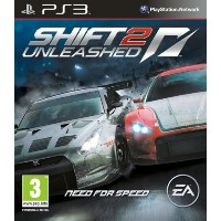 Ps3 need for speed shift 2 : unleashed (eu)