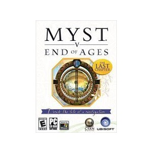Myst V: End of Ages (輸入版)