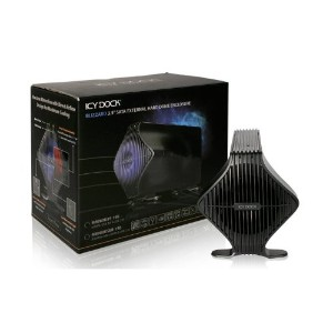 "Cremax ICYDOCK 3.5"" SATA USB2.0&firewire 800 Extreme Frozen HDD Case 正規代理店品 CS4020 MB080-USEB-1SB"