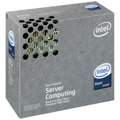 インテル Boxed Intel Xeon Quad-Core 5320 1.86GHz Clovertown Active/1U BX80563E5320A