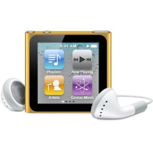 Apple iPod nano 16GB オレンジ MC697J/A