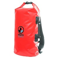 MANA SURF CO(マナ サーフ) WATER PROOF BACK PACK RED M37