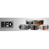 【国内正規輸入品】BFD2 Expansion Pack: Signature Snares Vol.1 /パッケージ品