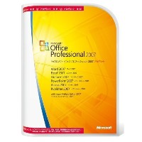Microsoft Office 2007 Professional アカデミック