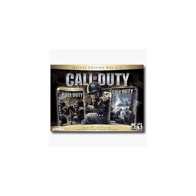 Call of Duty: Deluxe Edition (PC) (輸入版)