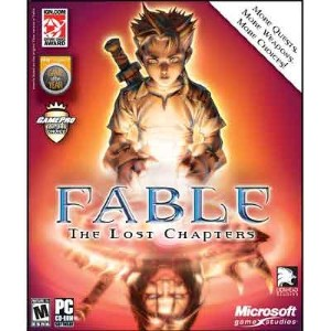 FABLE THE LOST CHAPTERS (輸入版)